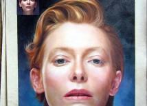 Portret laten schilderen schilderij van foto laten maken