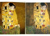 Gustav Klimt de Kus