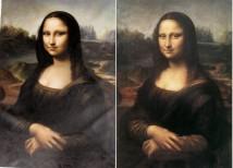 Mona Lisa reproductie da vinci portret